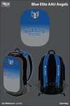 Blue Elite Angels Gear Bag - qmrKjc