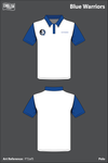 Blue Warriors Polo - FT2af5