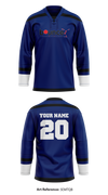 Bounce Hockey Jersey - 5EMTqb