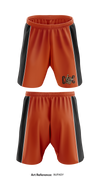 Carolina Copperheads Athletic Shorts - 9ufAsY