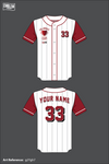 CYP Club Full Button Baseball Jersey - g2Ygh7