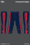Centerpoint Eagles Sweatpants - KqSSCG