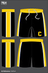 Centerville Elks Basketball Shorts - 33ePmU