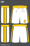 Centerville Elks Basketball Reversible Shorts - TgxpkG and 33ePmu