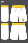 Centerville Elks Basketball Shorts - r3kKKn