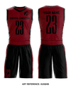 Central Carleton Basketball Association Basketball Uniform - Xu5QHB