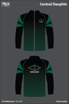 Central Dauphin Band Rams Track Jacket - Z5CaN4
