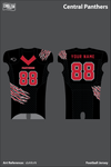 Central Panthers Football Jersey - sbAKnN