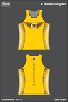 Cibola High School Cougars Track Singlet - qxWTry