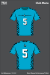 Club Mana Men's Short-Sleeve Volleyball Jersey - 9ZKAB2