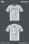 Club Mana Men's Short-Sleeve Volleyball Jersey - kfXHpv