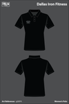 Dallas Iron Fitness Women's Polo - q269Yt