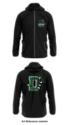 Derby Panthers - Windbreaker Jacket - D2w5wr