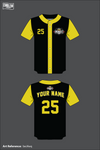 Diamond Kingz Full Button Softball Jersey - beJAeq