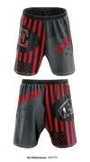 Eastbrook Wrestling Heavy Fight Shorts - haH7PY