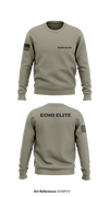 Echo Elite Store 1 Crew Neck Sweatshirt - 8YMpvV