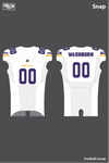 Alburnett Pirates Football Jersey - 02