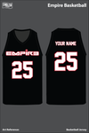 Empire Basketball Jersey - 6nNXPh