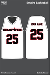 Empire Basketball Jersey - AxLA9h
