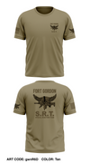 Fort Gordon SRT Store 1 Short-Sleeve Hybrid Performance Shirt - gwnR6D