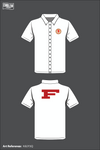 Freeport UFSD Full Button Polo - HJUY3Q