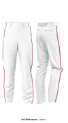 GNG Rockets Baseball Pants - s8M8U3