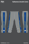 Gahanna Lincoln Women's Volleyball Sweatpants - JLKa5m