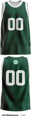 Celtic DYA Travel Basketball Reversible Jersey - P7Gqz6 & a6YEy7