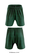 Celtic DYA Travel Basketball Reversible Shorts - UZNH8m & eELTZZ
