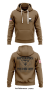 HHB 2nd Battalion 8th Field Artillery Regiment - Hoodie - jy6XKJ
