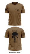 HHC, 1-18IN, 2ABCT, 1ID Short-Sleeve Performance Shirt -mfpNSH