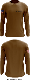 HT1-502nd Store 1 Long-Sleeve Hybrid Performance Shirt - XbnVgb