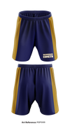 Hackensack Comets - Athletic Shorts with pockets - rQpGw9