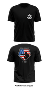 Hero Company Short-Sleeve Hybrid Performance Shirt - 4HQUWS