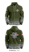 Heroes on the Water NW-WA Chapter Store 1 Zip Hoodie - DUTSRy