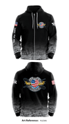 Heroes on the Water NW-WA Chapter Store 1 Zip Hoodie - PuzskK