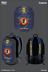 Olentangy Braves Basketball Gear Bag - 3eftFA