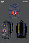 Olentangy Braves Basketball Gear Bag - mVyEZJ