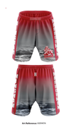 Hingham Heavy Fight Shorts - 5QDWCN