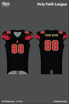 Holy Faith League Football Jersey - SbRWqF