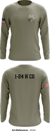 1-24 H CO Store 1 - Long-Sleeve Performance Shirt - 3tCTK3