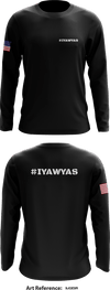 #IYAWYAS Store 4983 - Long-Sleeve Performance Shirt - 9jGe9R
