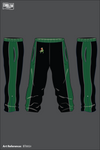 Irish Travel Basketball Sweatpants - bbsDup