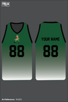 Irish Travel Basketball Reversible Jersey - 9SVLzL & KTnQLB
