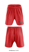 Kmha Athletic Shorts with pockets - FnJwgz