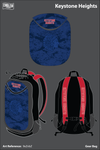 Keystone Heights Wrestling Gear Bag - 9xZvbZ