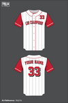 Les Champions Full Button Baseball Jersey - WsjCHs