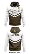 Laguna Hills High School Softball Store 1 Hoodie - Pgzmgz