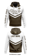 Laguna Hills High School Softball Store 1 Hoodie - bjbM6Y