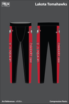 Lakota Tomahawks Compression Leggings - vRVBtn